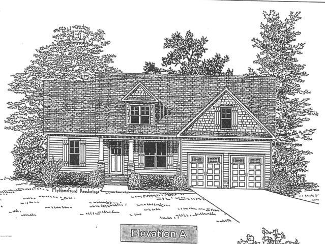 3805 Ramblewood Hill Drive W, Wilson, NC 27893 (MLS #100136439) :: The Keith Beatty Team
