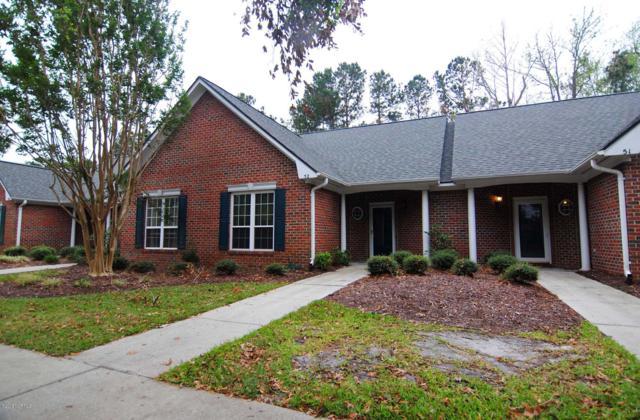 1600 Sturdivant Drive #52, Wilmington, NC 28403 (MLS #100136447) :: Century 21 Sweyer & Associates