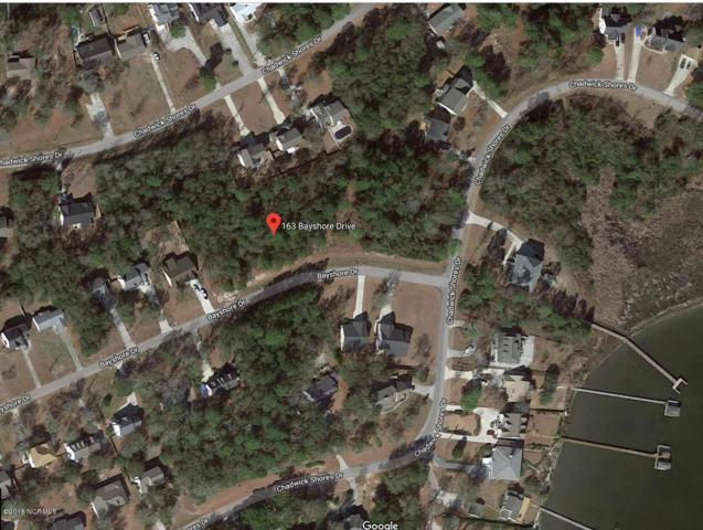 163 Bayshore Drive, Sneads Ferry, NC 28460 (MLS #100136472) :: Donna & Team New Bern