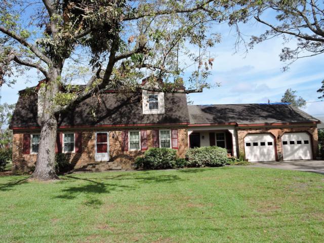 3512 Country Club Road, Morehead City, NC 28557 (MLS #100136478) :: Century 21 Sweyer & Associates