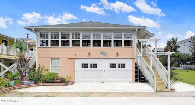 614 Canal Drive, Carolina Beach, NC 28428 (MLS #100136534) :: RE/MAX Essential