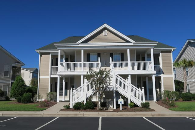 977 Great Egret Circle SW #1, Sunset Beach, NC 28468 (MLS #100136548) :: The Bob Williams Team