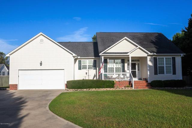 2802 Elizabeth Edwards Court, Grimesland, NC 27837 (MLS #100136605) :: Berkshire Hathaway HomeServices Prime Properties