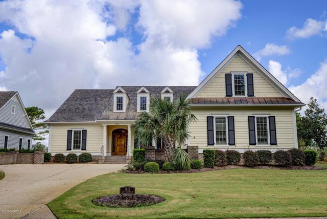 1841 S Moorings Drive, Wilmington, NC 28405 (MLS #100136607) :: The Keith Beatty Team