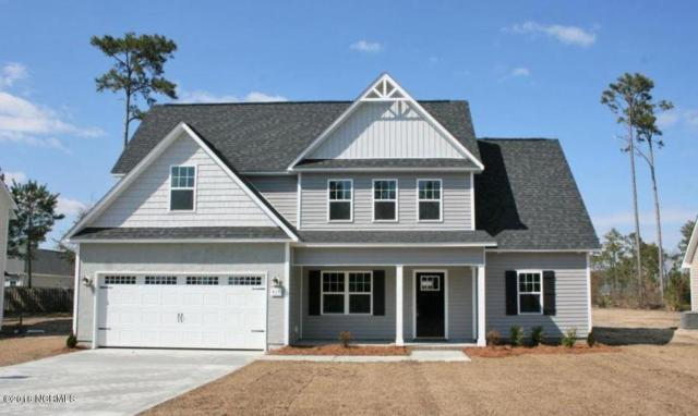 127 Rivendale Drive, Jacksonville, NC 28546 (MLS #100136644) :: The Keith Beatty Team