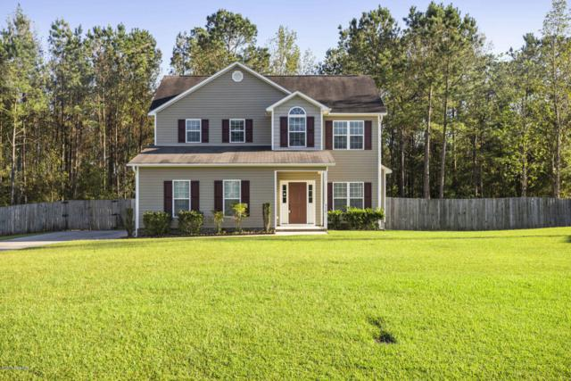 112 Sparkling Brook Way, Jacksonville, NC 28546 (MLS #100136726) :: RE/MAX Essential