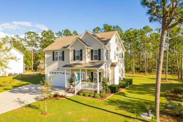 110 Bobwhite Circle, Cape Carteret, NC 28584 (MLS #100136729) :: Century 21 Sweyer & Associates