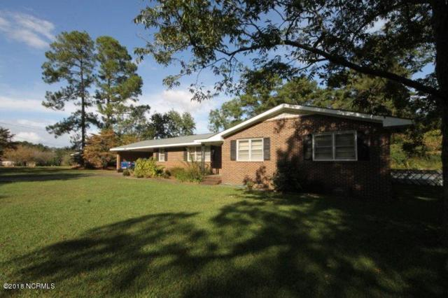 604 Ridge Drive, Goldsboro, NC 27530 (MLS #100136788) :: Berkshire Hathaway HomeServices Prime Properties