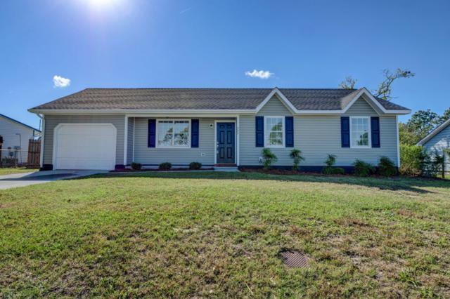 303 Cinnamon Drive, Hubert, NC 28539 (MLS #100136823) :: Century 21 Sweyer & Associates