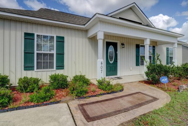 407 N Hines Street, Holly Ridge, NC 28445 (MLS #100136833) :: Century 21 Sweyer & Associates