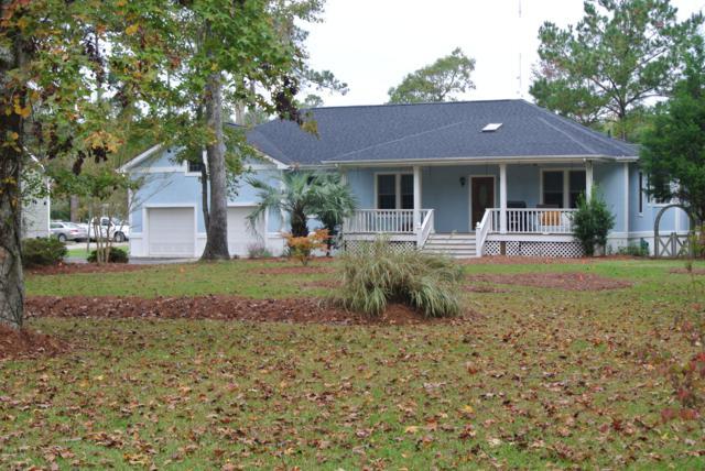 216 Jonaquins Drive, Beaufort, NC 28516 (MLS #100136861) :: Harrison Dorn Realty