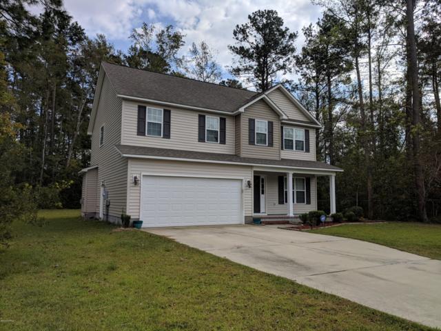 110 Hunting Wood Lane, New Bern, NC 28560 (MLS #100136867) :: RE/MAX Elite Realty Group