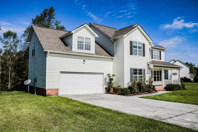123 Mendover Drive, Jacksonville, NC 28546 (MLS #100136977) :: RE/MAX Elite Realty Group