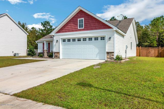 404 Hidden Oaks Drive, Jacksonville, NC 28546 (MLS #100137014) :: Century 21 Sweyer & Associates