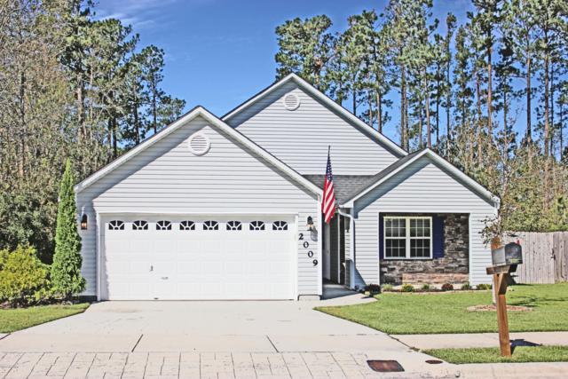 2009 W Wt Whitehead Drive, Jacksonville, NC 28546 (MLS #100137016) :: Century 21 Sweyer & Associates