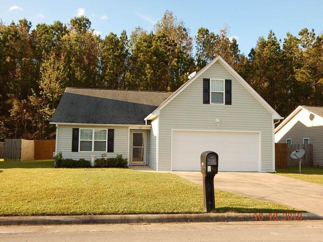 162 Crooked Run Drive, New Bern, NC 28560 (MLS #100137123) :: Courtney Carter Homes