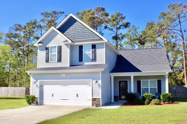 406 Peppermint Drive, Hubert, NC 28539 (MLS #100137127) :: Century 21 Sweyer & Associates
