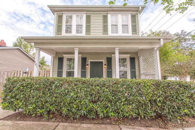 921 Orange Street, Wilmington, NC 28401 (MLS #100137147) :: RE/MAX Essential