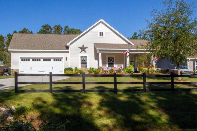 406 Hardison Road, Holly Ridge, NC 28445 (MLS #100137155) :: Berkshire Hathaway HomeServices Prime Properties