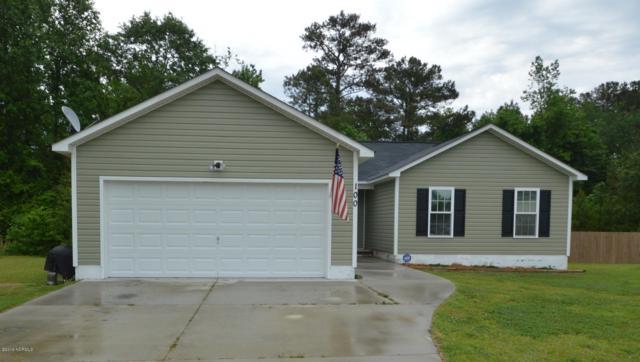 100 Constitution Avenue, Jacksonville, NC 28540 (MLS #100137160) :: RE/MAX Essential