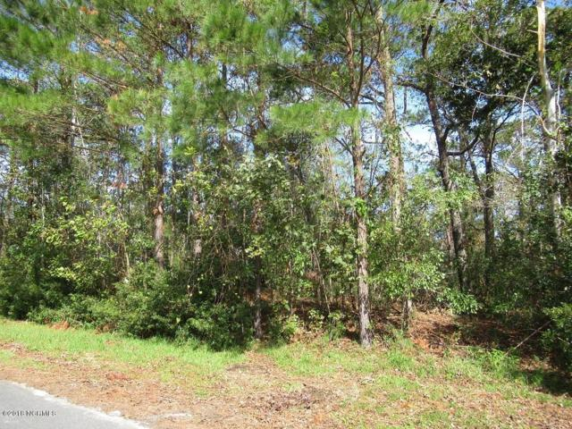 Lot 74 Hughes Road, Hampstead, NC 28443 (MLS #100137178) :: RE/MAX Essential