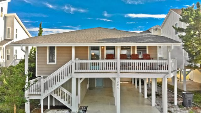 294 E Second Street, Ocean Isle Beach, NC 28469 (MLS #100137201) :: Century 21 Sweyer & Associates