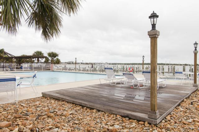 100 Olde Towne Yacht Club Road #316, Beaufort, NC 28516 (MLS #100137230) :: Vance Young and Associates