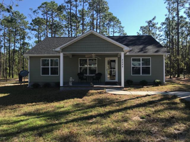 2424 Lumberton Road, Southport, NC 28461 (MLS #100137264) :: Courtney Carter Homes