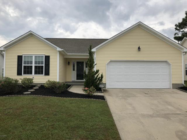 421 Tree Court, Holly Ridge, NC 28445 (MLS #100137296) :: Vance Young and Associates