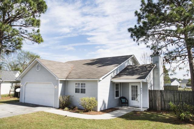 402 Dayrell Drive, Hubert, NC 28539 (MLS #100137332) :: Berkshire Hathaway HomeServices Prime Properties