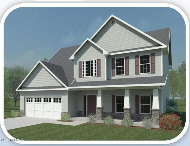 1000 Bluefin Way, New Bern, NC 28562 (MLS #100137341) :: Harrison Dorn Realty