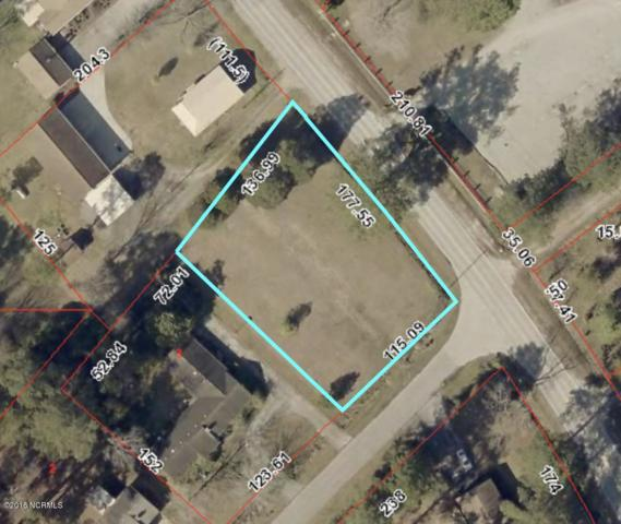 2705 Old Cherry Point Road, New Bern, NC 28560 (MLS #100137422) :: RE/MAX Essential