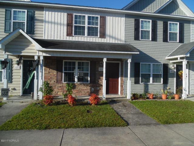 1003 Grandeur Avenue, Jacksonville, NC 28546 (MLS #100137449) :: RE/MAX Essential