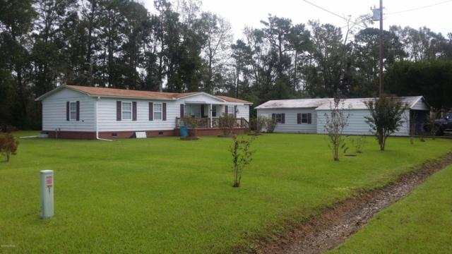 118 & 122 Daniel Drive Drive, Hubert, NC 28539 (MLS #100137474) :: Harrison Dorn Realty