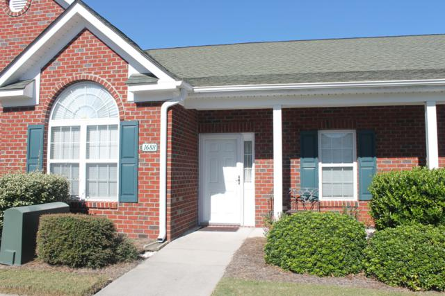 1688 Honeybee Lane #5, Wilmington, NC 28412 (MLS #100137658) :: Chesson Real Estate Group