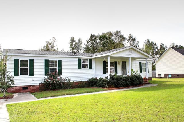 2416 Cardinal Avenue NW, Longwood, NC 28452 (MLS #100137766) :: Century 21 Sweyer & Associates