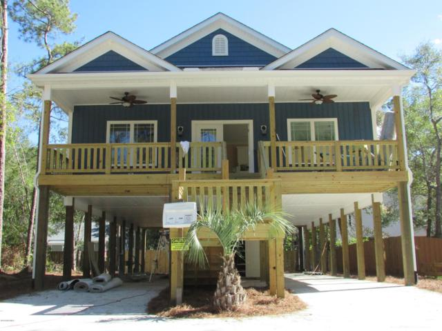 136 NW 22nd Street, Oak Island, NC 28465 (MLS #100137819) :: Courtney Carter Homes