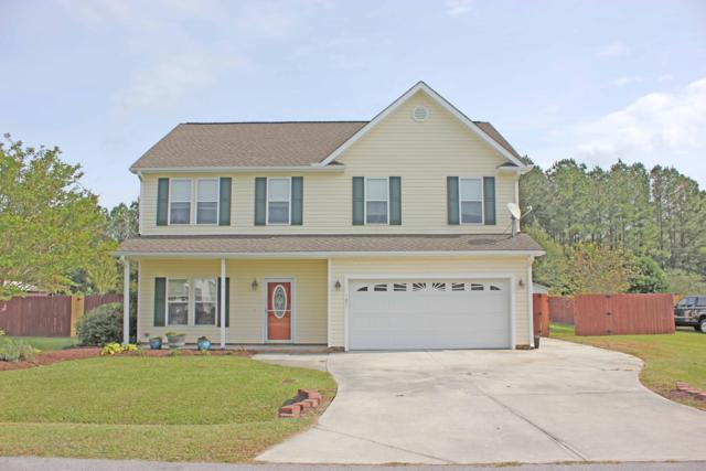 127 Azalea Plantation Boulevard, Maysville, NC 28555 (MLS #100137826) :: RE/MAX Elite Realty Group