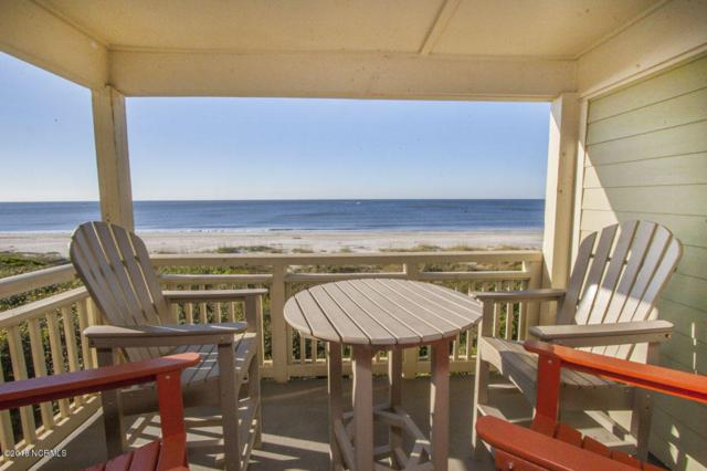 1000 Caswell Beach Road #406, Oak Island, NC 28465 (MLS #100137954) :: RE/MAX Essential