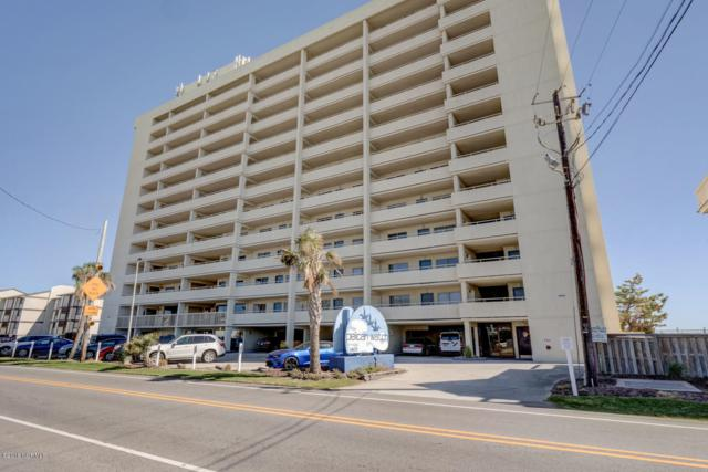 1403 S Lake Park Boulevard #1003, Carolina Beach, NC 28428 (MLS #100137986) :: The Bob Williams Team