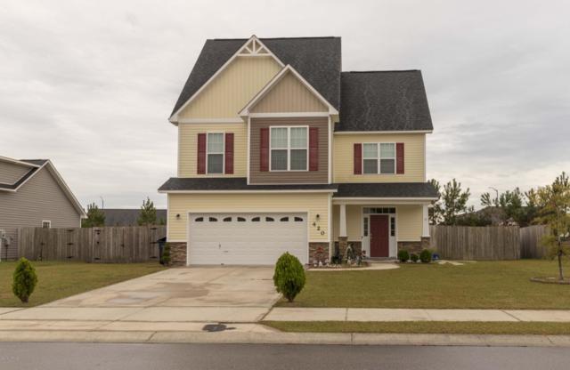 420 Savannah Drive, Jacksonville, NC 28546 (MLS #100137992) :: The Keith Beatty Team