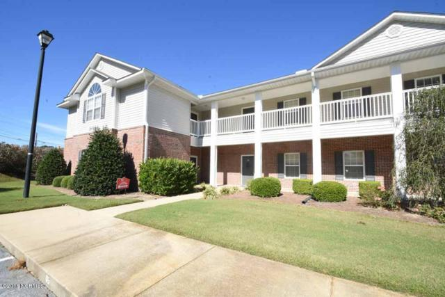 2400 King Richard Court F, Greenville, NC 27858 (MLS #100138089) :: The Oceanaire Realty