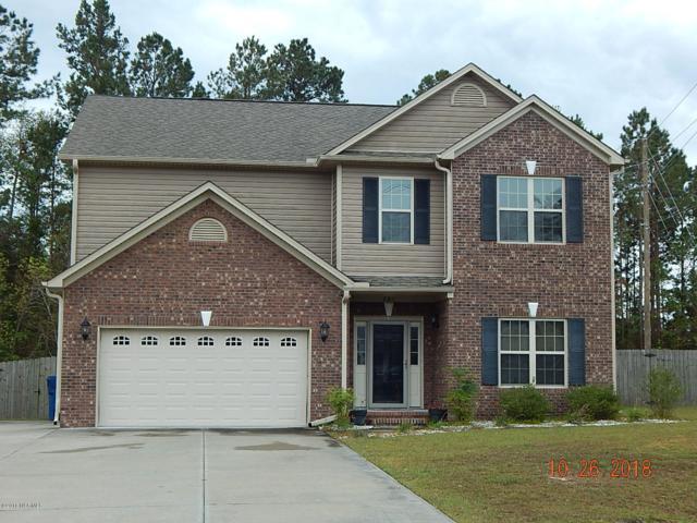 206 Sand Run Road, Havelock, NC 28532 (MLS #100138135) :: RE/MAX Essential