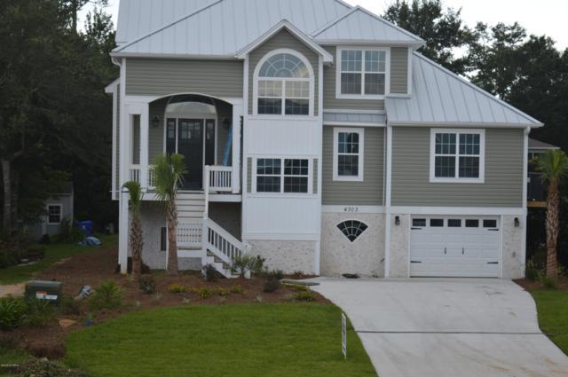 4303 E Yacht Drive, Oak Island, NC 28465 (MLS #100138138) :: RE/MAX Essential