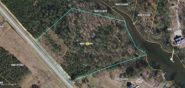 Lot 64 Captain's Court, Belhaven, NC 27810 (MLS #100138197) :: Vance Young and Associates