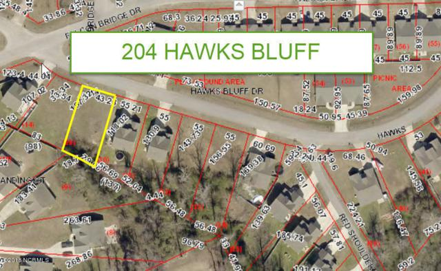 204 Hawks Bluff Drive, New Bern, NC 28560 (MLS #100138270) :: Coldwell Banker Sea Coast Advantage