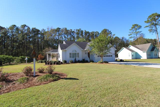 114 Silver Creek Drive, Swansboro, NC 28584 (MLS #100138392) :: RE/MAX Elite Realty Group