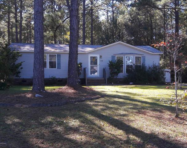 856 Watson Avenue SW, Carolina Shores, NC 28467 (MLS #100138635) :: Berkshire Hathaway HomeServices Prime Properties