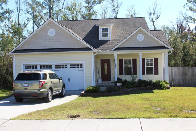 323 Jasmine Lane, Jacksonville, NC 28546 (MLS #100138719) :: RE/MAX Essential