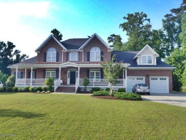 1424 Alexander Lane, Trent Woods, NC 28562 (MLS #100138756) :: Donna & Team New Bern